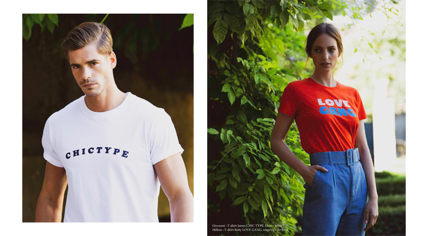 French Disorder SS19 lookbook